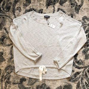 Express Taupe Sweater